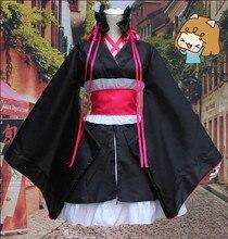 Новая коллекция горячие аниме нерушимая машина китае-куклы кимоно горячая распродажа девушки сексуальные кимоно дам горячих косплей костюм для маскарад