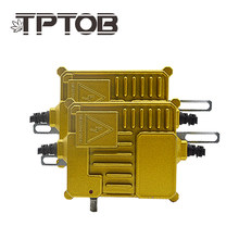 TPTOB 2pcs HID Bi Xenon Slim Replacement Ballast Reactor Light For H1 H3 H7 9006 100W For Hunting Industry(China)