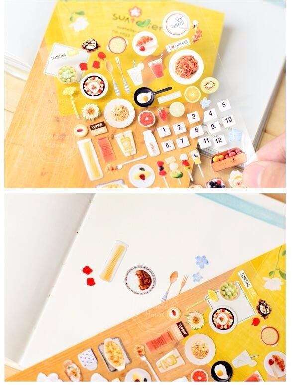 utensílios de Mesa da cozinha Adesivos Decorativos