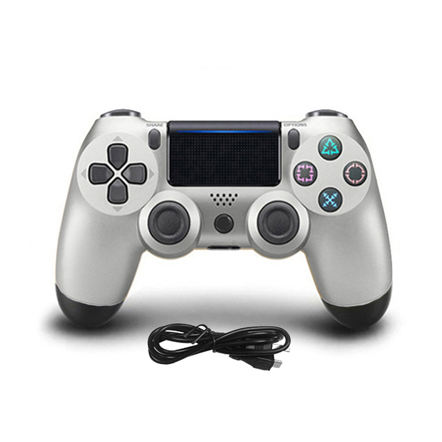 For Sony Playstation 4 USB Wired Gamepad Game Controller For PS4 DualShock Vibration Joystick Gamepads Game Play Controller