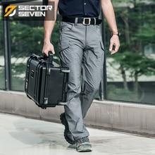 GT2 Impermeabile tattico pantaloni da uomo Cargo pants casual Combattimento SWAT Army attivo di lavoro Militare maschio Pantaloni Pantaloni da uomo