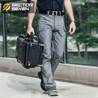 GT2 Waterproof tactical men's pants Cargo casual Pants Combat SWAT Army active Military work male Trousers mens