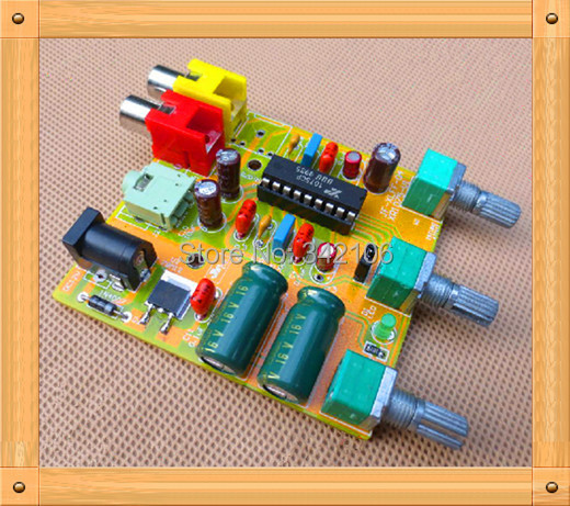 Free Shipping!!! XR1075 fever pitch board / BBE digital