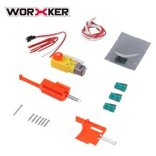 WORKER Full-automatic Kit for Swordfish Blaster Toy Gun Modification Accessories for for Swordfish Easy Installation New