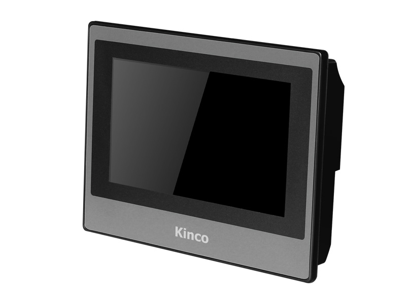 Kinco MT4434T HMI Touch Panel in Box with Program Cable Software 7 TFT Display kinco sz7s 7 tft hmi have in stock