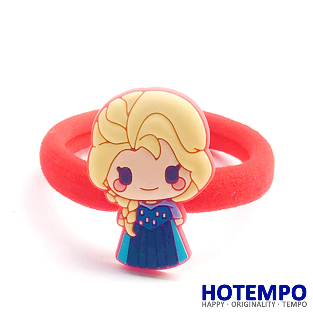 Hotempo Elsa Anna princess Girlish Action Fgure Suit BB Hair accessories Hair Band Hair Ring Hairpin in Hair Accessories from Mother Kids