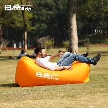 Надувной воздушный лежак BEAUTRIP, пляжный диван кровать для кемпинга и отдыха, гамак