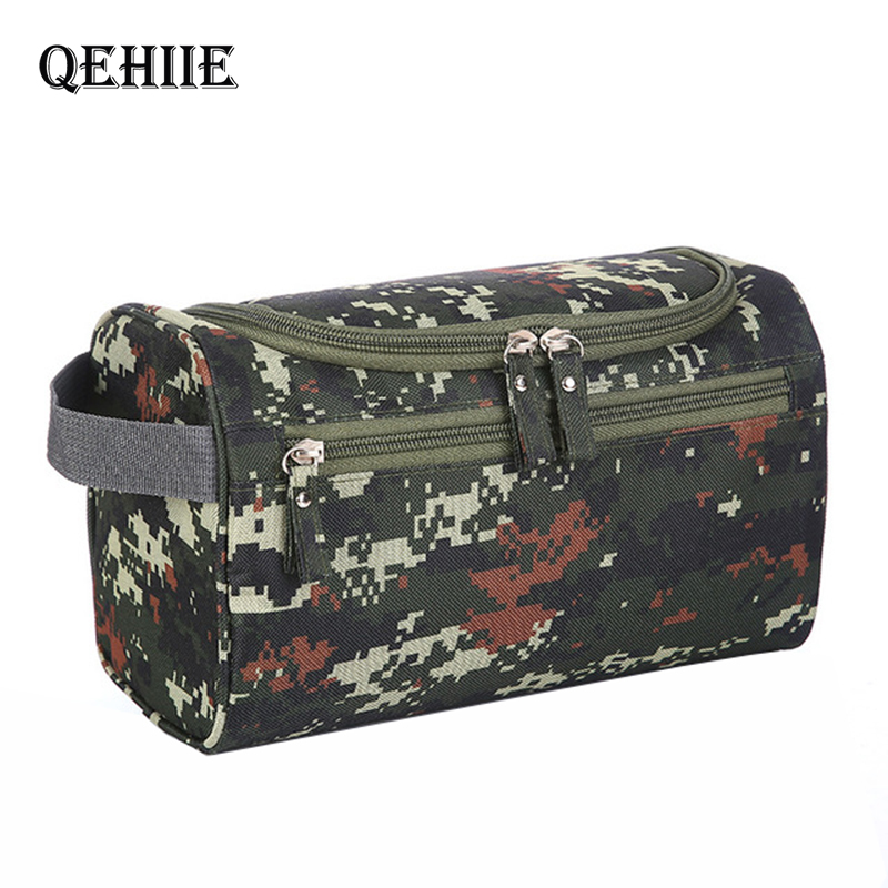 Bags Makeup-Case Cosmetic-Bag Business Professional Travel Waterproof Woman Big Men's