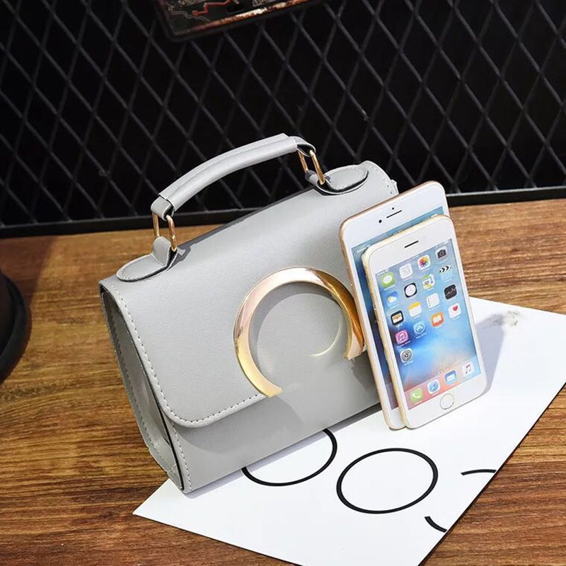 New Fashion design casual small leather flap handbags high quality hotsale ladies party purse clutches women crossbody shoulder in Shoulder Bags from Luggage Bags