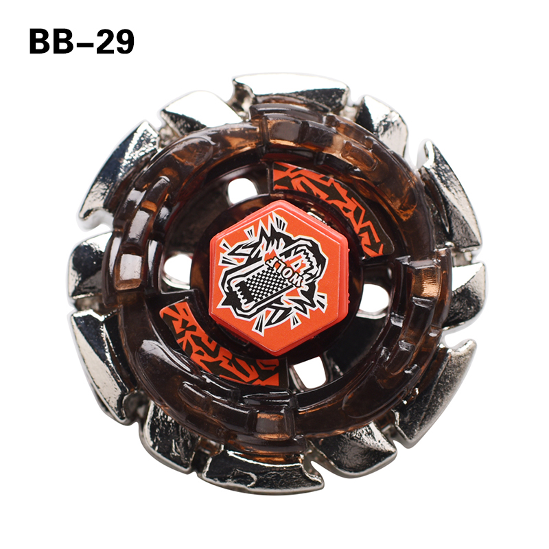 1PCS Spin Tops Fusion 4D Spin Tops BB29 Without Launcherspin Tops D