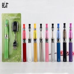 Ego t ce5 bolha atomizador vape e líquido cigarro eletrônico kit e-cigarros hookah 1.6ml cigarro eletrônico carregador usb