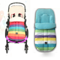 Rainbow Kids Pram Sleepsacks Top Quality Baby Cart Set Footmuff Baby Stroller Sleeping Bag Warm Winter Envelope For Pram