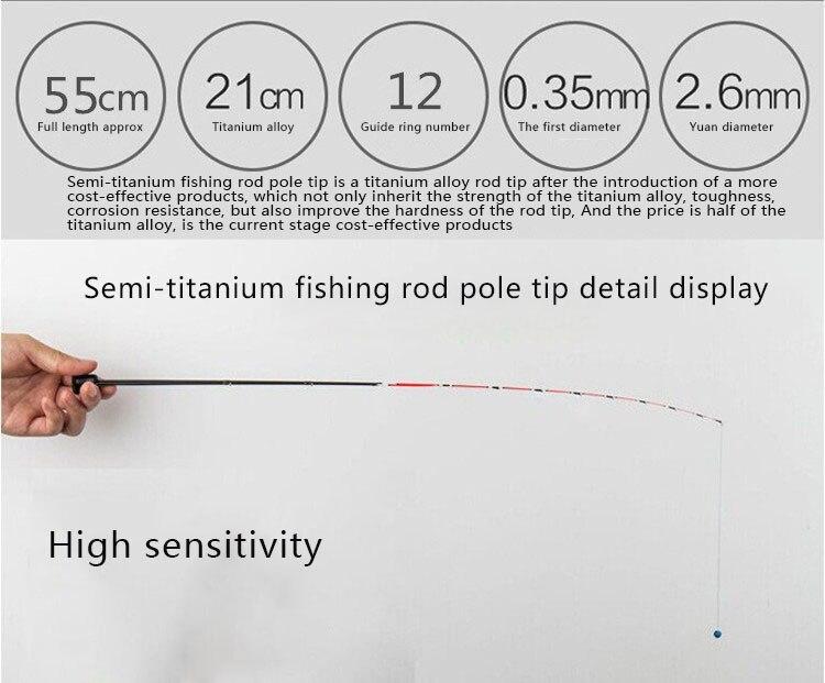 pólo de pesca reparação reparação reequipamento substituição equipamento de pesca