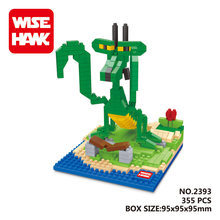 WISE HAWK Mantis  blocks ego legoe star wars duplo lepin toys playmobil castle starwars orbeez figure doll car brick