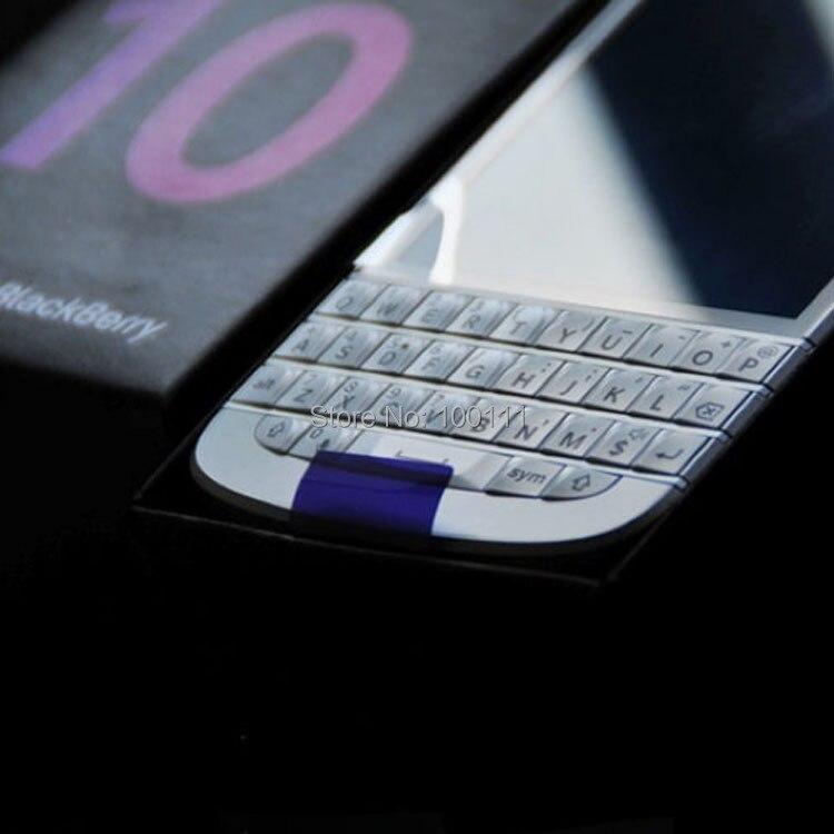 50c5224c10b BlackBerry Q10 teléfono celular con original y abierto 3.1