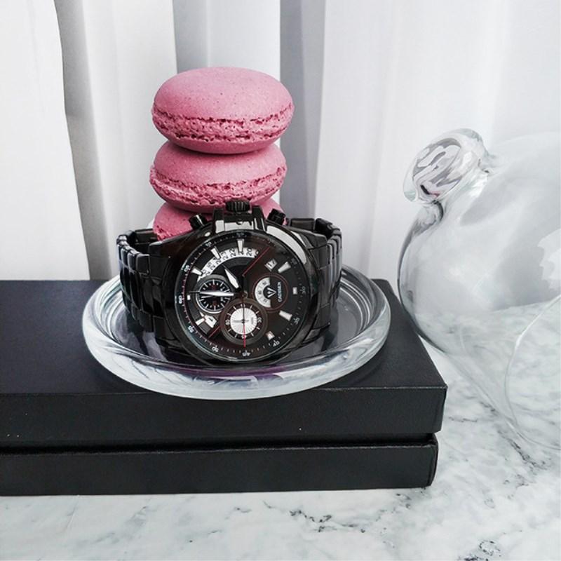 CADISEN Heren business horloge Top militair merk Casual Fashion luxe - Herenhorloges - Foto 5