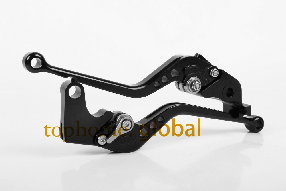 Free Shipping Motorcycle Accessories For Kawasaki Z1000 2007-2014 2008 Black Handlebar CNC Clutch Brake Lever Brake Lug grips aftermarket free shipping motorcycle parts eliminator tidy tail for 2006 2007 2008 fz6 fazer 2007 2008b lack