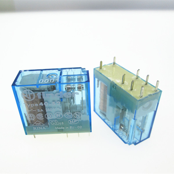 HOT NEW 12V relay 40.52.9.012.0001 40.52 12VDC 40.52-12VDC 12VDC DC12V 12V 8A 250V finder DIP8 5pcs/lotHOT NEW 12V relay 40.52.9.012.0001 40.52 12VDC 40.52-12VDC 12VDC DC12V 12V 8A 250V finder DIP8 5pcs/lot