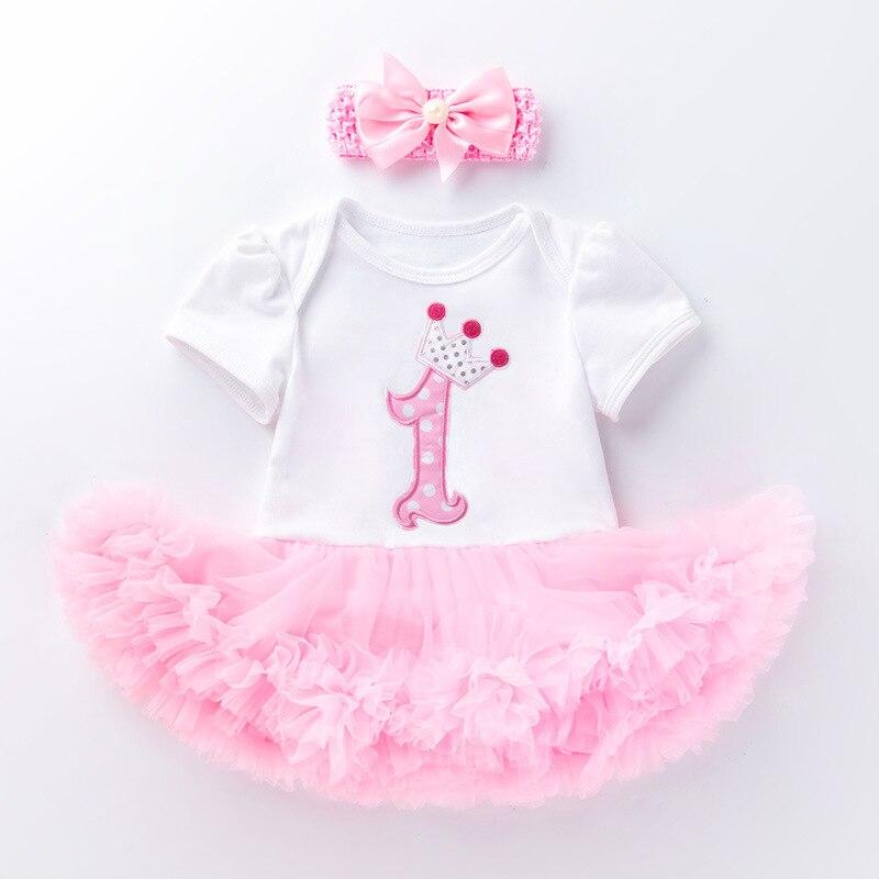 Baby Girls 1st Birthday Velvet Vest Tenue Dress Party cake Smash Photoshoot