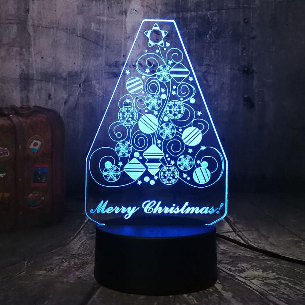 Jfbl Hot Children Led Night Light Snowflake Shape Desk Lamp Battery Operated For Kids Baby Adults Bedroom Home Decor Birthday Lights & Lighting