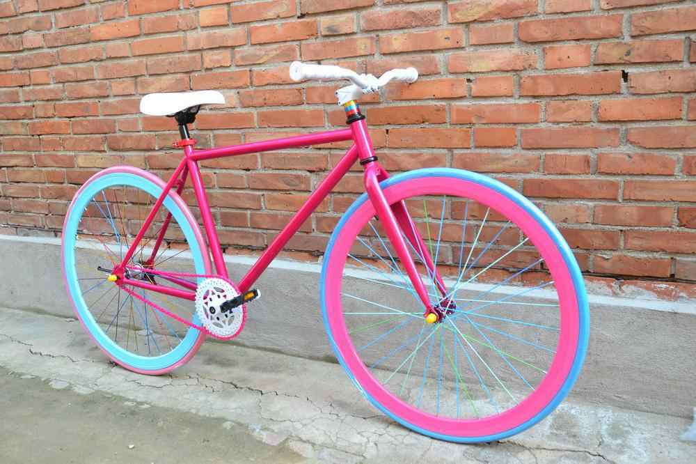 77149945d ... fixie Bicycle Fixed gear bike single speed bike with coaster hub fixie  bike fixie bike flip ...