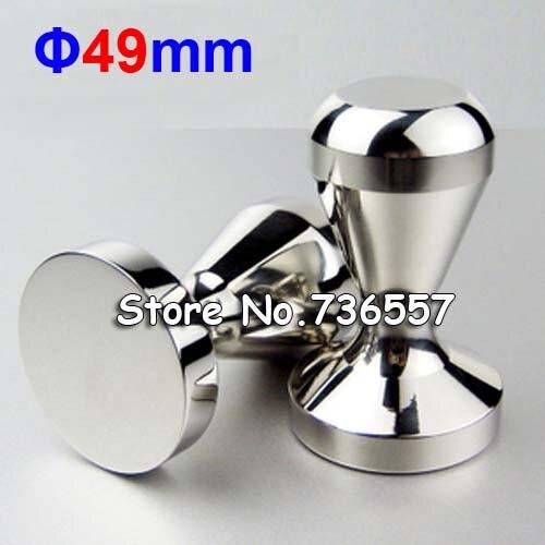 49mm Coffee Stainless Steel Making Barista Espresso Tamper Base Body Press 51mm 57.5mm origo klassik barista 1000 г