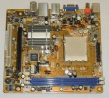 original motherboard for PAVILION SLIMLINE M2N61-AR Acacia-GL6E 5189-0683 AM2 DDR2 Mini ITX Desktop Motherboard Free shipping