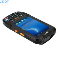1D 2D Barcode Scanner Pda Android Smartphone Handheld Pda Rugged Data Terminal With Keypad Mobile Phone