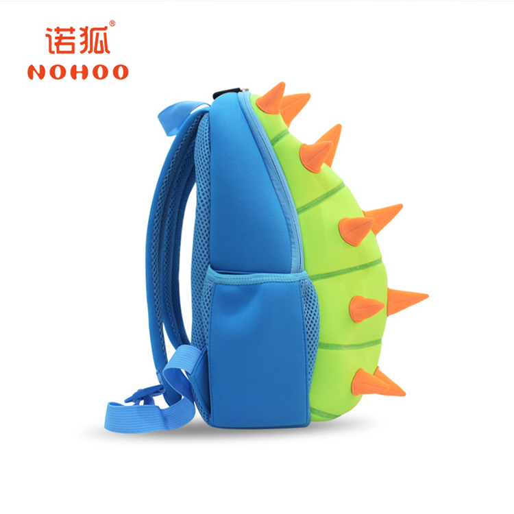 NOHOO School Bags For Boys mochila escolar infantil waterproof backpacks Cartoon 3D Dinosaur sac a dos enfant 3-7 year old kids Рюкзак