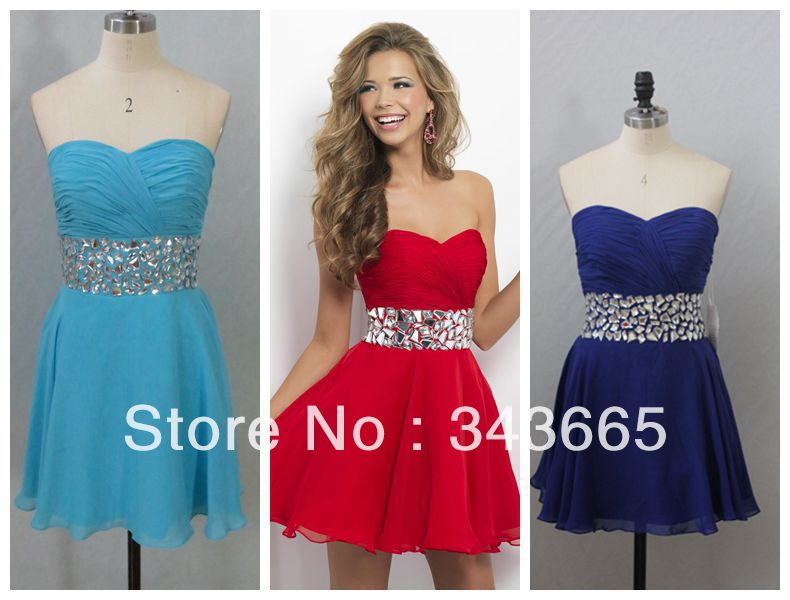 Short Red Prom Dresses Cheap - Ocodea.com