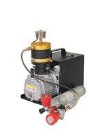 4500Psi compressor Adjustable pressure High Pressure Air Pump Electric Air Compressor for Airgun Scuba Rifle PCP Inflator