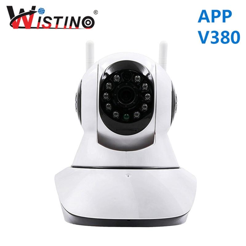 Wistino CCTV HD Security Camera Alarm WiFi Baby Monitor Smart Home