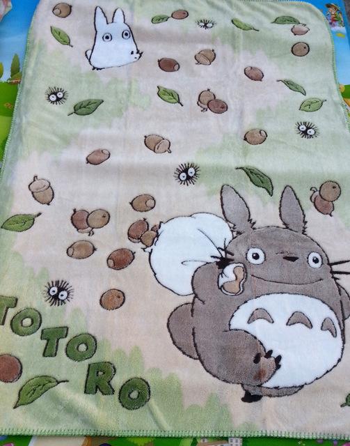 Studio Ghibli My Neighbor Totoro  – Large Plush Blanket