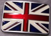 Low price custom belt buckles wholesale National Flag of Great Britain hot sales BELT BUCKLE cheap new