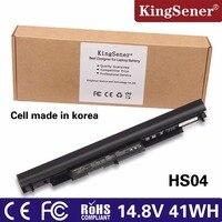 KingSener 11 1V 41WH Laptop Battery HS04 For HP Pavilion 14 Ac0XX 15 Ac121dx 255 245