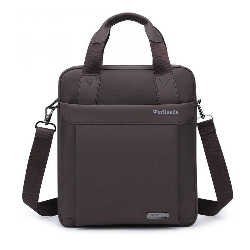ФОТО Business Man's Small Messenger Bags Polo Men's Cross Body  Split Leather Bag Famous Designer Shoulder Handbags  SS0178