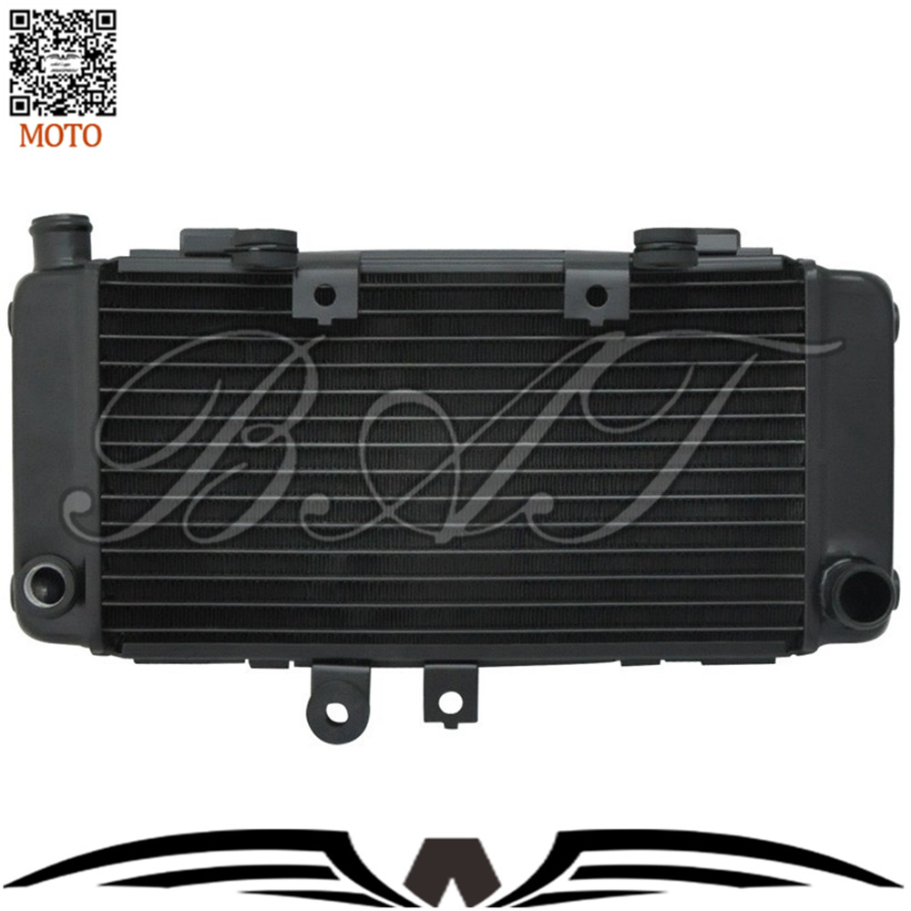 Motorcycle Aluminium Cooling Cooler Radiators For Honda CB250 HORNET 1997 1998 1999 2000 2001 2002 2003 2004 2005 2006 2007 2008