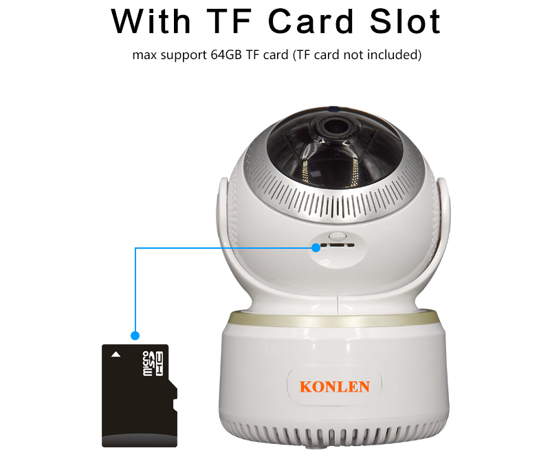 WIFI Wireless Security Camera 10