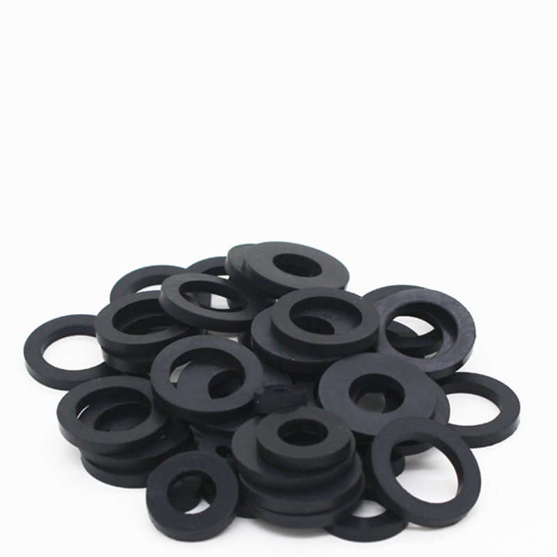 10x 50x 100x Oil Resistant Rubber Sealing Washer Insulation NBR Gasket Flat Spacer 12x5 12x6 16x8 17x5 18x5mm x 2mm Black custom made 1x dn450 ptfe teflon flat washers insulation sealing spacer gasket 532mm x 478mm x 3mm od532mm id478mm thick 3mm f4