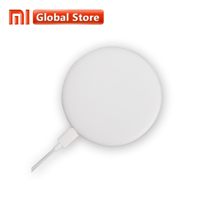 Original Xiaomi Wireless Charger Quick Charge For Xiaomi Mi Mix 2S Qi Wireless Charging For iphone X iphone 8 Samsung s8 s9