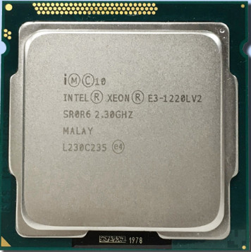 Image 2 - Intel Xeon E3 1220L V2 17W SR0R6 LGA 1155 2.3GHZ processor E3 1220L V2 CPU-in CPUs from Computer & Office