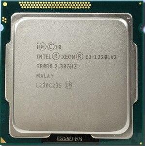 Image 2 - Intel Xeon E3 1220L V2 17W SR0R6/SR070 LGA 1155 2.3GHZ E3 1220L V2 CPU