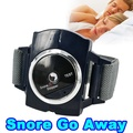 Infrared Ray Smart Snore Stopper Biosensor Anti Snoring Device Machine Aid Sleeping Health Care Wristband Watch 1pc