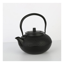 цена на Handmade Chinese Tea Pot Cast Iron Teapot Carving Drink Water Kettle for Green Puer Tea White Oolong Tea Durable China Teapot
