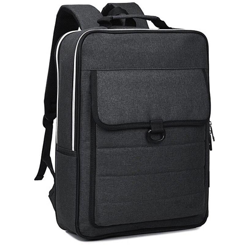 ФОТО Laptop Backpack Solid School Bags Computer Bag School Unisex Women Bag Mochilas Escolares Mochilas Feminina Rugzak Back Pack