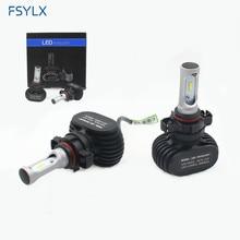 FSYLX PSX24W LED kit Di Conversione Faro per Subaru XV impreza Logan PSX24W DRLLED nebbia lampade PSX24 Auto LED Del Faro Del Faro