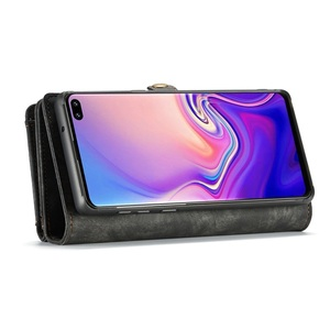 Image 5 - Purse Wristlet Phone case For Samsung Galaxy  S20 plus Ultra S10 5G Plus S10e coque Luxury Leather Fundas Cover accessories bag