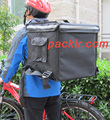 """PK-64V: Food Delivery Box, Middle Size Pizza Take Out Bag, Food Carrier, Top Loading, Magic Stick Closure, 16"""" L x 16"""" W x 16"""" H"""