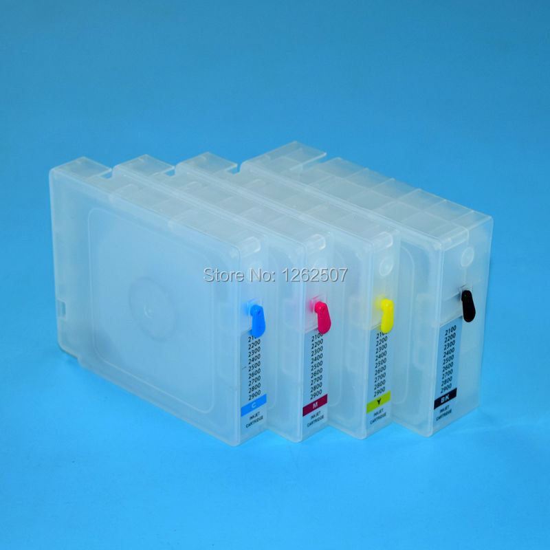 Canon 2100 2200 2300 2400 2500 2600 2700 2800 2900 Refill ink Cartridge With ARC Chip (9)