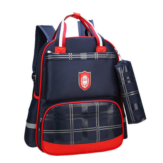 Waterproof Orthopedic Childer Schoolbags Kids Primary Escolar Backpack  Satchel Mochila Sac Enfant Girls Bookbags Infantil Zip 544e3a9ef2fc4